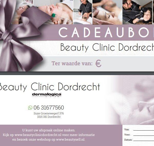 Cadeaubon Beauty Clinic Dordrecht
